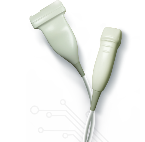2D ultrasound probe repair